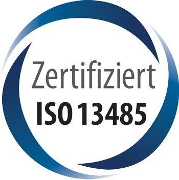 Reparatur Endoskop: Wir sind ISO 13485 zertifiziert!