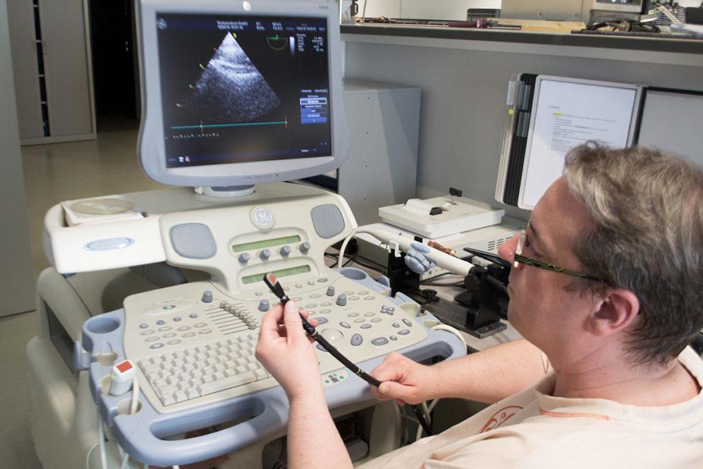Endomedical ist der Partner für Ultraschallsonden Reparatur