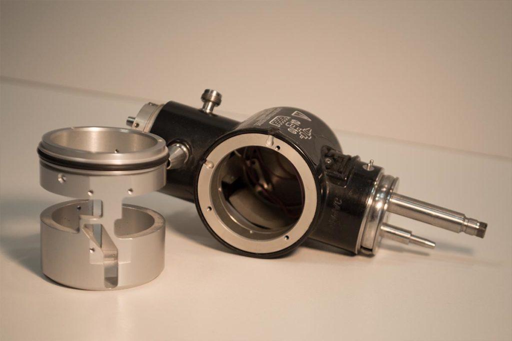 Reparatur von Endoskopen – der Versorgungsstecker